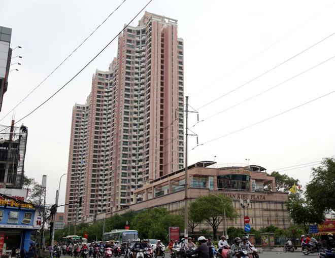 """Tòa nhà """"3 cây nhang"""" ở SG lột xác sau 20 năm dính lời đồn """"ma ám"""" - 2"""