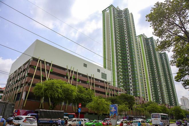 """Tòa nhà """"3 cây nhang"""" ở SG lột xác sau 20 năm dính lời đồn """"ma ám"""" - 3"""