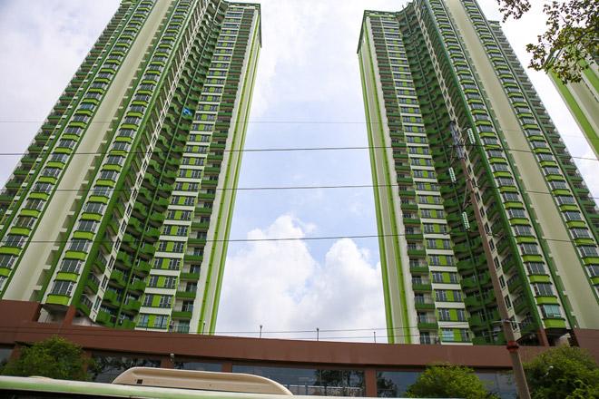"""Tòa nhà """"3 cây nhang"""" ở SG lột xác sau 20 năm dính lời đồn """"ma ám"""" - 9"""