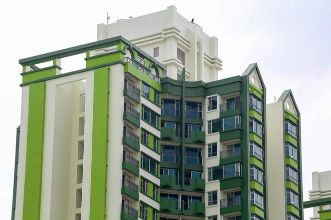 """Tòa nhà """"3 cây nhang"""" ở SG lột xác sau 20 năm dính lời đồn """"ma ám"""" - 8"""