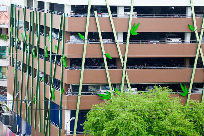 """Tòa nhà """"3 cây nhang"""" ở SG lột xác sau 20 năm dính lời đồn """"ma ám"""" - 6"""