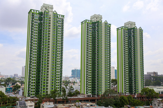 """Tòa nhà """"3 cây nhang"""" ở SG lột xác sau 20 năm dính lời đồn """"ma ám"""" - 13"""