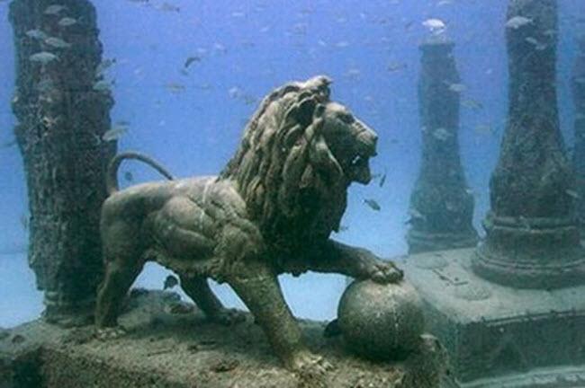 Thế giới ngầm bên trong 10 thành phố cổ đại bị nhấn chìm dưới nước - 3