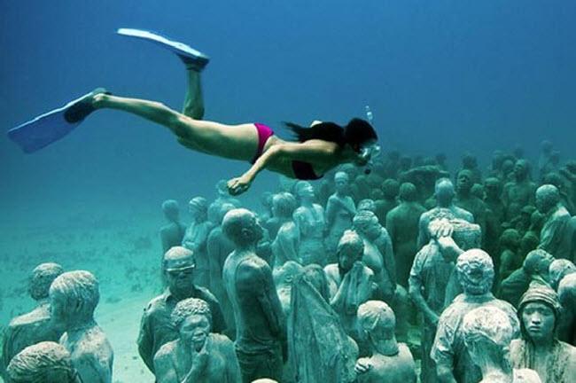 Thế giới ngầm bên trong 10 thành phố cổ đại bị nhấn chìm dưới nước - 1