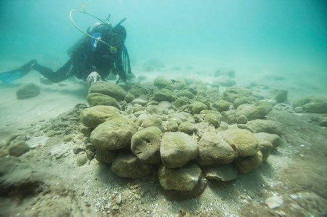 Thế giới ngầm bên trong 10 thành phố cổ đại bị nhấn chìm dưới nước - 4