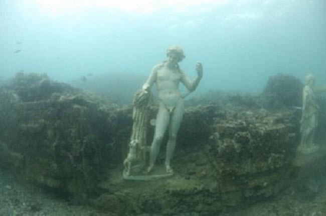Thế giới ngầm bên trong 10 thành phố cổ đại bị nhấn chìm dưới nước - 5