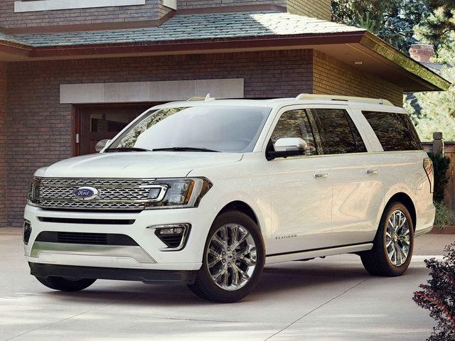 Ford Expedition 2018 công bố sức mạnh ấn tượng - 1