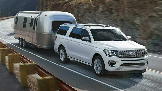 Ford Expedition 2018 công bố sức mạnh ấn tượng - 2