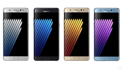 Samsung Galaxy Note 8 sẽ trình làng vào 26/8 tới - 1