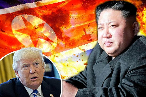 Vụ sinh viên Mỹ chết: Triều Tiên đe dọa hủy diệt Mỹ - 1