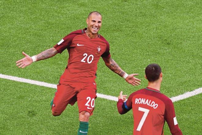 Nga - Bồ Đào Nha: Khi Ronaldo đi săn bàn thắng - 2