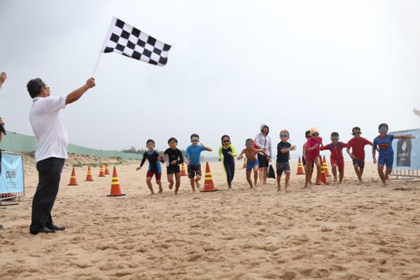 Le Fruit Triathlon 2017 đã diễn ra thành công tại Tp. Bà Rịa - Vũng Tàu - 2