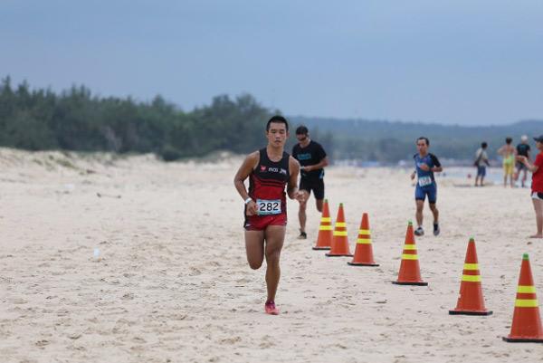 Le Fruit Triathlon 2017 đã diễn ra thành công tại Tp. Bà Rịa - Vũng Tàu - 5