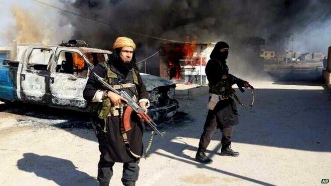 IS đốt trường học, bắt giữ con tin ở Philippines - 1