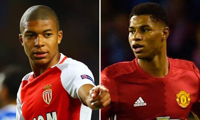 Siêu đội hình tuổi teen 500 triệu bảng: Rashford, Mbappe thống lĩnh - 3