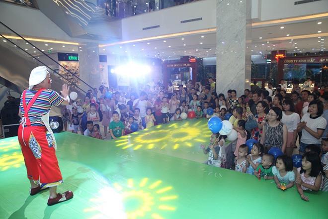 """Háo hức vui chơi cùng """"Ngày hội gia đình"""" tại trung tâm Thương mại Artemis - 5"""