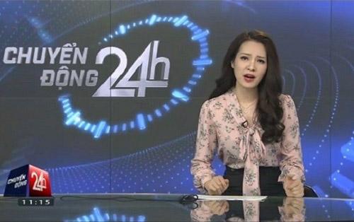 """""""Bạn gái Noo Phước Thịnh"""" dẫn đầu top 5 MC gợi cảm nhất VTV - 11"""