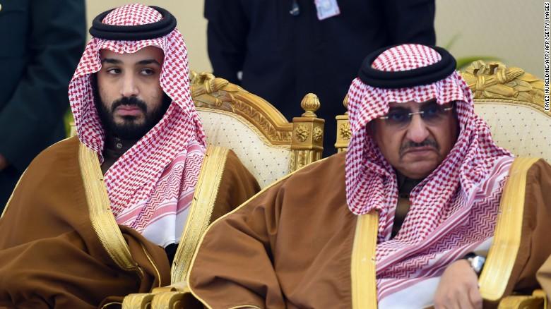 Thái tử Ả Rập Saudi bất ngờ bị phế truất - 1