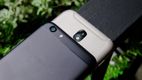 """So sánh Oppo F3 với Galaxy J7 Pro: Hàng """"ngon"""" phân khúc 7 triệu đồng - 8"""