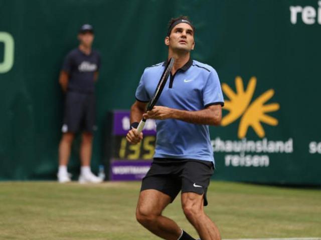 Federer - M.Zverev: 90 phút kịch chiến nghẹt thở (V2 Halle Open) - 2