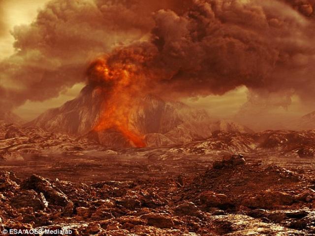 Gia đình 3 người ngã vào miệng núi lửa nóng trăm độ ở Ý - 3