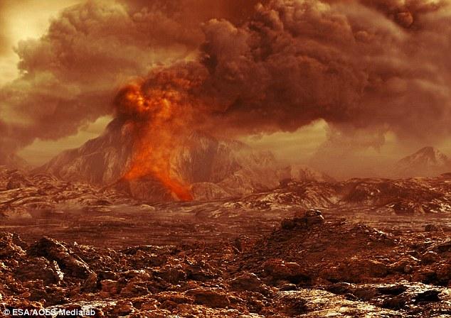 """""""Quả bom hẹn giờ"""" khủng khiếp nhất Trái đất sắp thức giấc? - 1"""