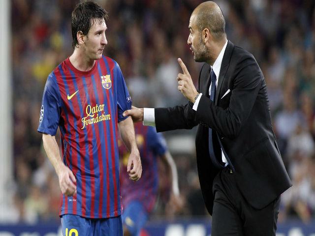 """Messi """"trêu ngươi"""" Barca: Không gia hạn, miễn phí đến Man City - 4"""