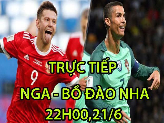 Bồ Đào Nha – New Zealand: Ronaldo đừng đùa với kẻ sa cơ - 6