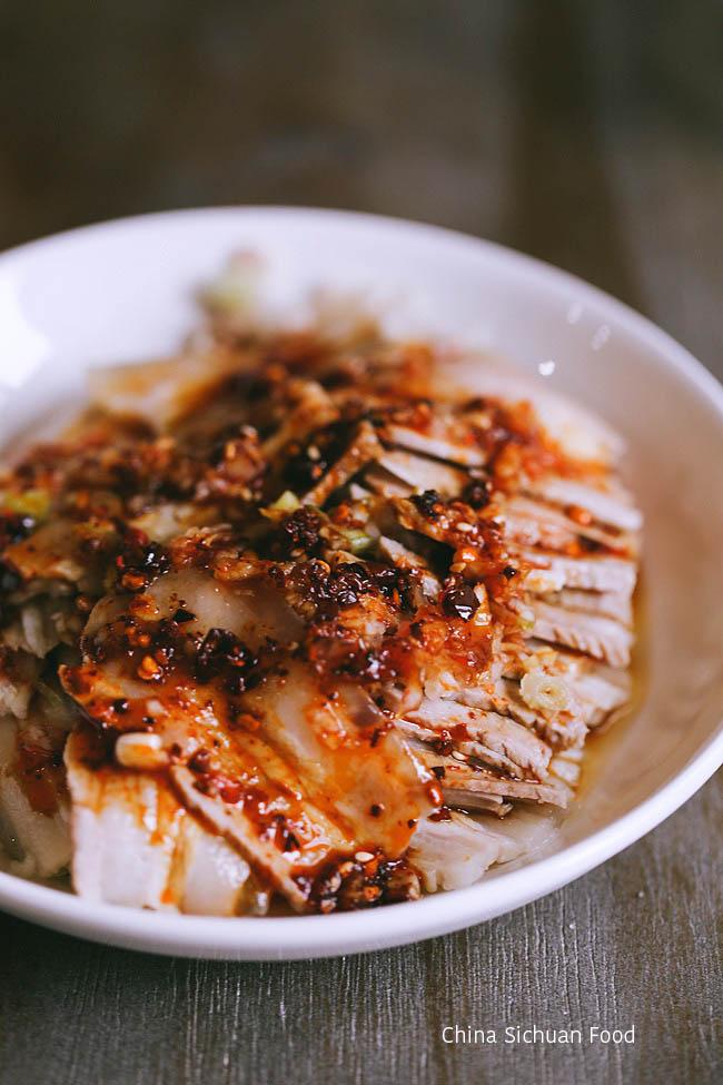 Thịt ba chỉ luộc mà chấm sốt tỏi cay đảm bảo cả nhà hít hà khen ngon - 5