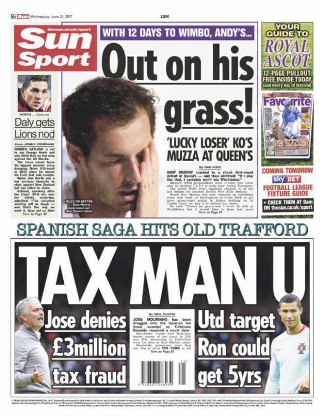 """Ronaldo thông báo Ramos sẽ rời Real, """"ngầm"""" thừa nhận trốn thuế - 2"""