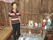 An ninh Xã hội - Xóm nghèo bàng hoàng trước cái chết của bé gái bị xâm hại