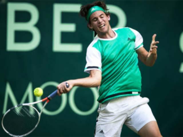 Tennis Halle ngày 4: Nishikori bỏ cuộc, Cilic vào tứ kết - 8