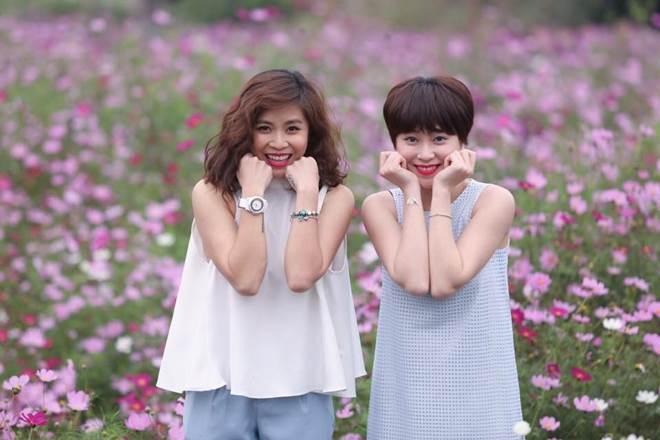 Lộ diện em gái xinh đẹp của MC Chúng tôi là chiến sĩ - 3