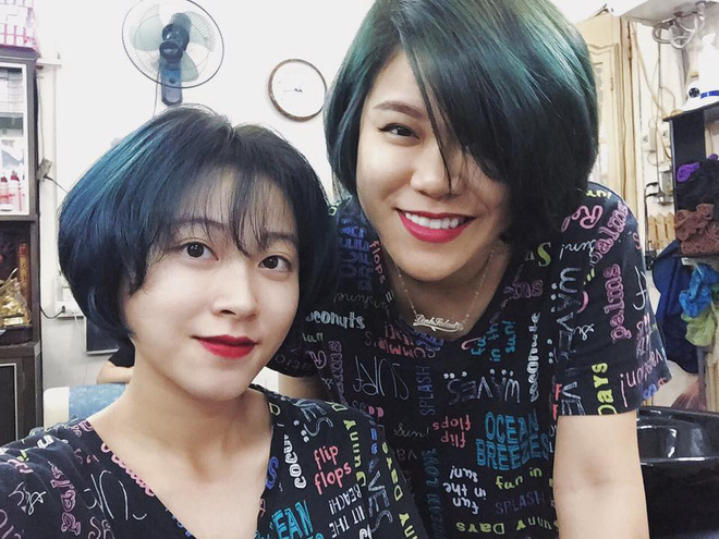 Lộ diện em gái xinh đẹp của MC Chúng tôi là chiến sĩ - 11