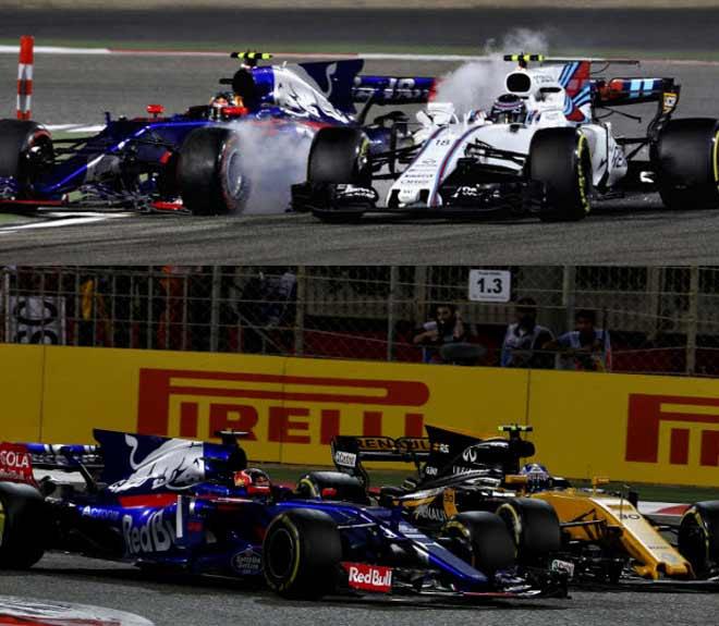 Đua xe F1, Azerbaijan GP: 2 ngựa đấu nhau, đằng sau chờ hưởng lợi - 4
