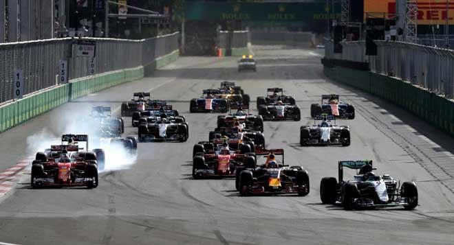 Đua xe F1, Azerbaijan GP: 2 ngựa đấu nhau, đằng sau chờ hưởng lợi - 5