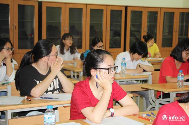 Những hình ảnh đầu tiên về kỳ thi THPT quốc gia 2017 - 10