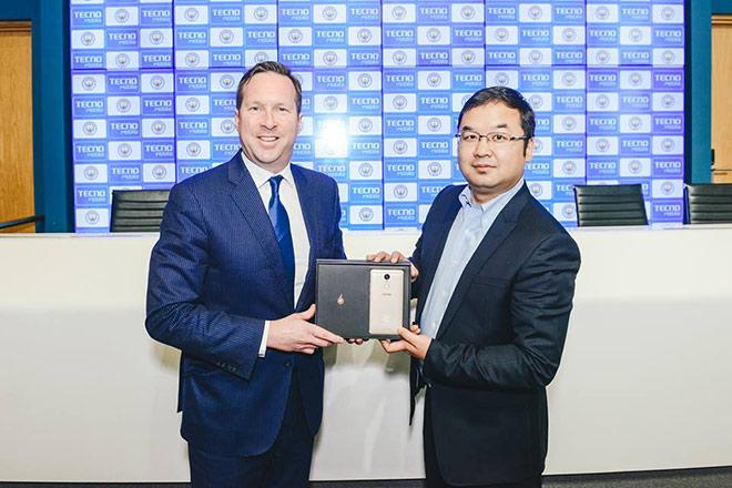 Tecno Mobile– Tân binh mới tại Việt Nam với lý lịch khủng - 1