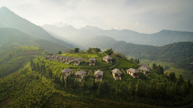 Việt Nam có khu nghỉ dưỡng sinh thái đẹp nhất thế giới - 1