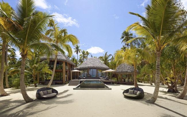 Việt Nam có khu nghỉ dưỡng sinh thái đẹp nhất thế giới - 5
