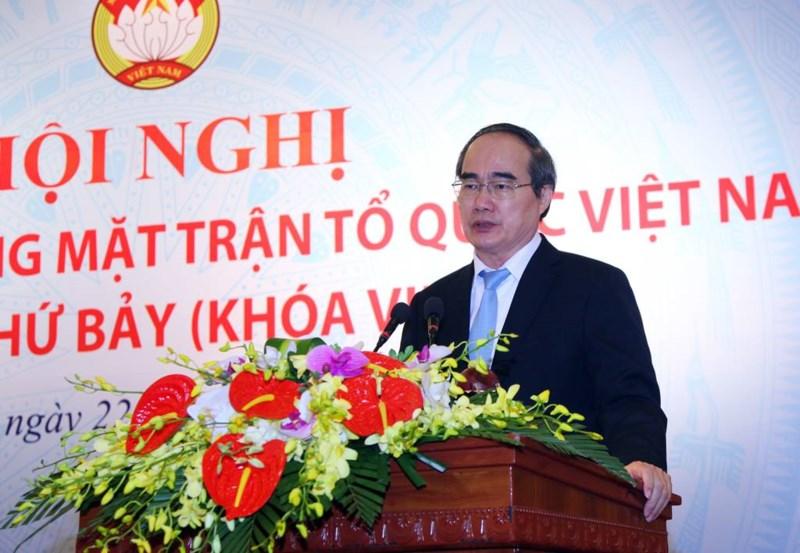 Ông Trần Thanh Mẫn được giới thiệu thay ông Nguyễn Thiện Nhân - 1