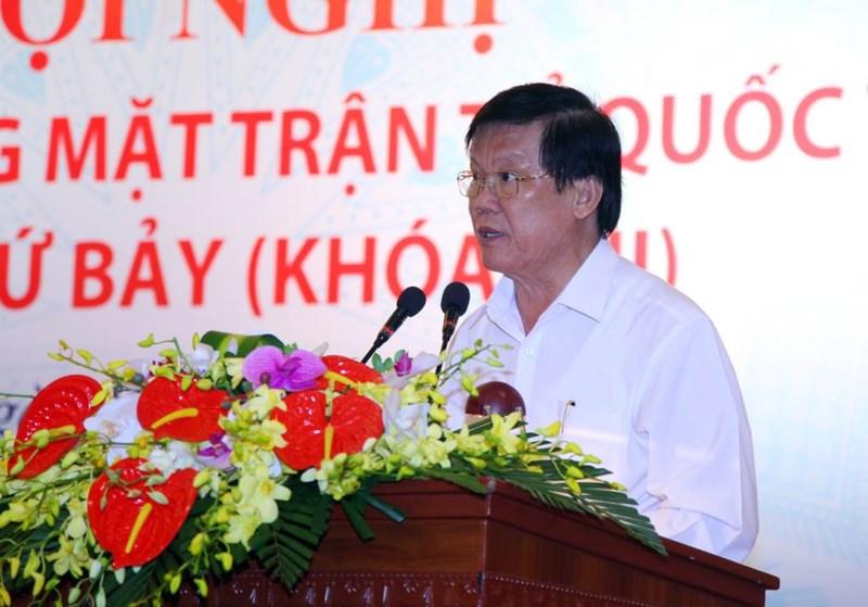 Ông Trần Thanh Mẫn được giới thiệu thay ông Nguyễn Thiện Nhân - 2