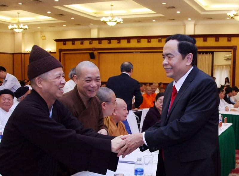 Ông Trần Thanh Mẫn được giới thiệu thay ông Nguyễn Thiện Nhân - 3