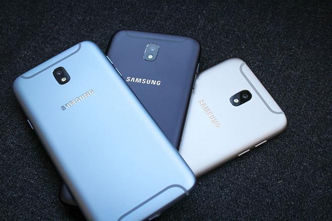 Sở hữu Samsung Galaxy J7 Pro rinh ngay quà tiền triệu từ Viễn Thông A - 2