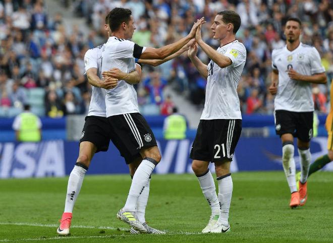 """Đức - Chile: """"Kì tích 100"""" chờ Joachim Loew - 1"""