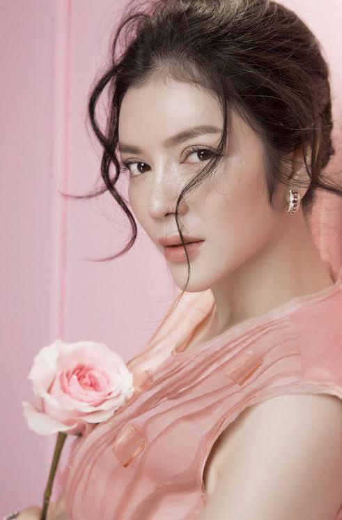 Lý Nhã Kỳ tiết lộ về chuyến thăm của ảnh hậu Hong Kong Xa Thi Mạn - 6
