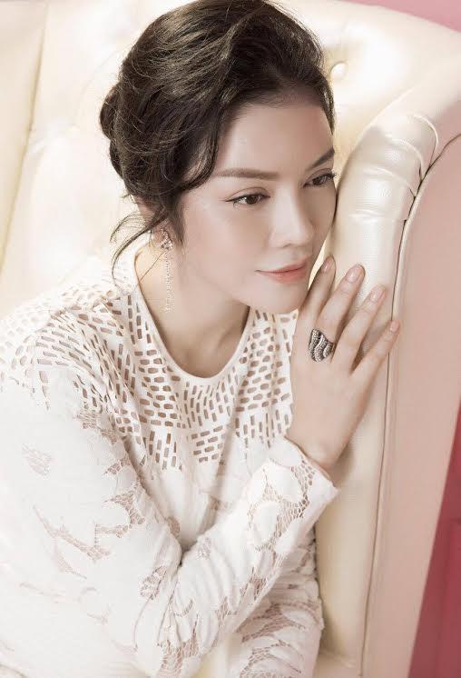 Lý Nhã Kỳ tiết lộ về chuyến thăm của ảnh hậu Hong Kong Xa Thi Mạn - 8