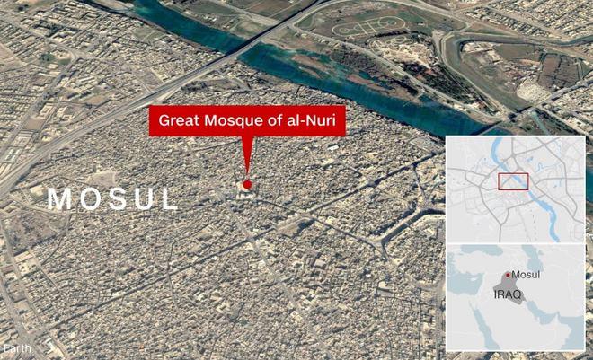 IS đánh sập thánh đường quan trọng: Chỉ dấu thua cuộc - 2