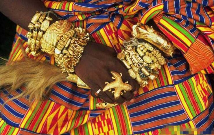 Sốc với độ chịu chơi của các nàng tiểu thư châu Phi - 4
