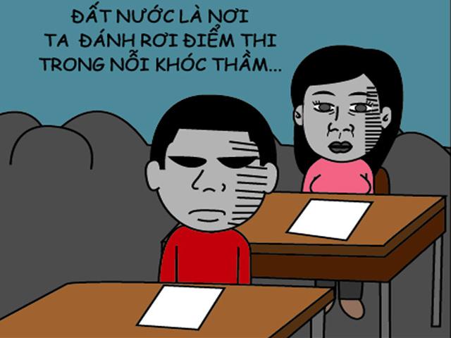 Thầy giáo xoắn quẩy vì lũ học trò xoắn não - 9